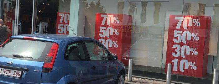 JBC is one of Shoppen in Kortrijk.