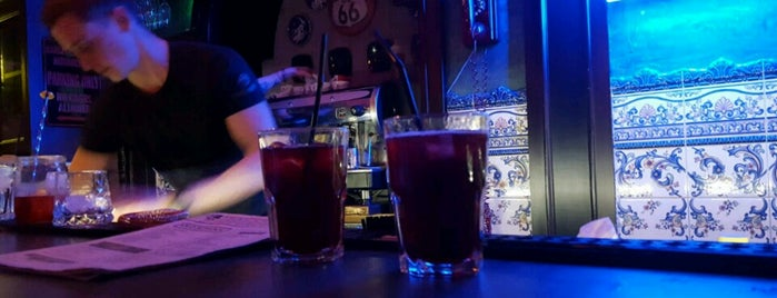 Bourbon Rock Bar is one of Odessa.