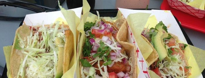 Oscar's Mexican Seafood is one of America's Greatest Taco Spots.