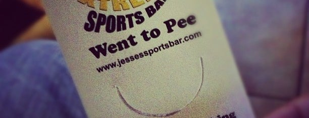 Jesse's Xtreme Sports Bar is one of Upromise College Restaurants.