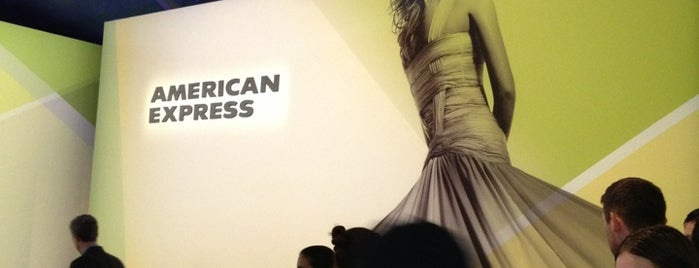 Amex Area @ #MBFW – Fall 2013 Shows is one of NY Fashion Weeks 7-14 Feb 2013 (inactive).