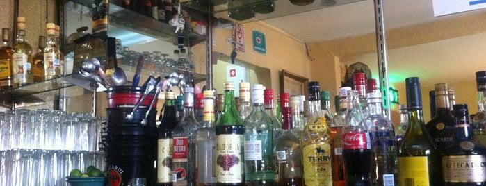 Bar Capri is one of Drinks.