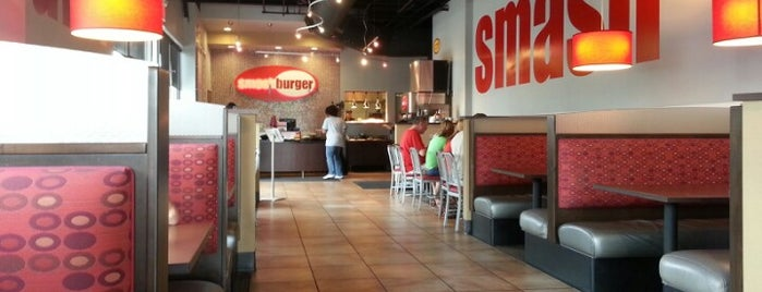 Smashburger is one of my foodie list.