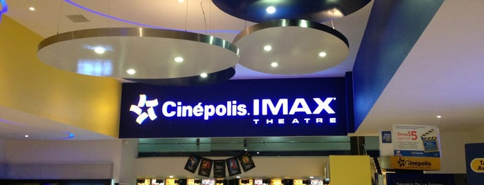 Cinépolis is one of Guide to Monterrey's best spots.