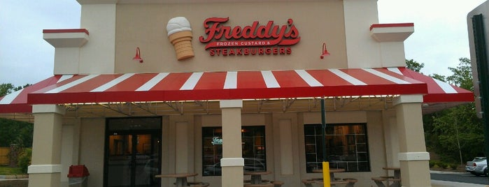 Freddy's Frozen Custard & Steakburgers is one of Food Critic!.