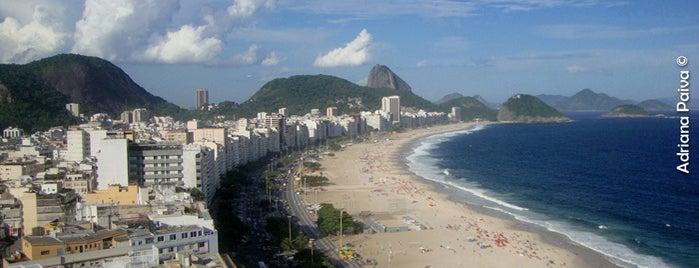 Rio Othon Palace is one of Partidas & Chegadas.