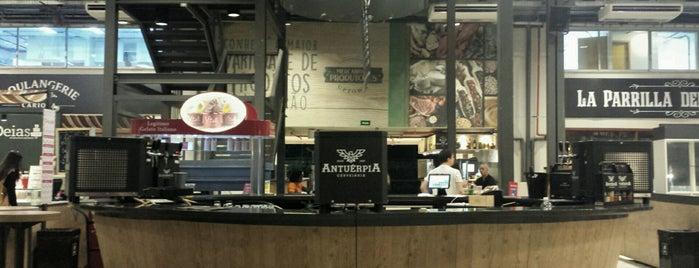 Mercado de Produtores is one of Melhores Restaurantes e Bares do RJ.