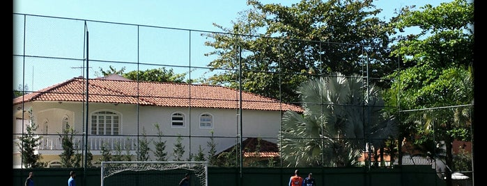 Country Club Novo Leblon is one of Zona Oeste - Outros.