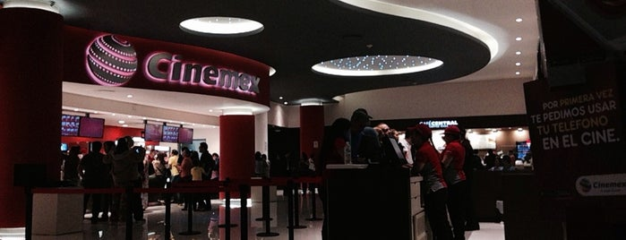 Cinemex is one of Azcapunk.