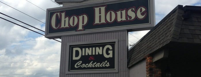 Mr. Paul's Chop House is one of Viddles.