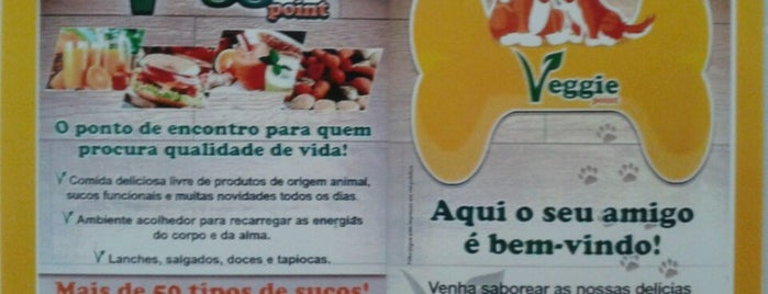 Veggie Point is one of São Paulo Vegan!.