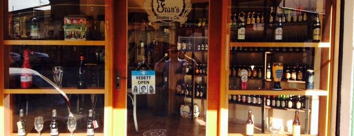 Frans Emporio&Cia is one of Preciso visitar - Loja/Bar - Cervejas de Verdade.