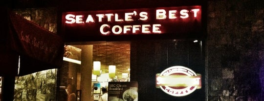 Seattle's Best Coffee is one of Must-visit Coffee Shops in Makati City.