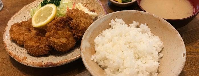 とんかつ  いちかわ is one of 飲食店.
