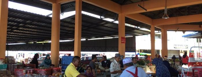 Pasar Besar Jeli is one of @Jeli, Kelantan.