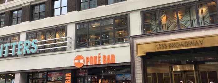Poke Bar is one of Poké Around the World!.
