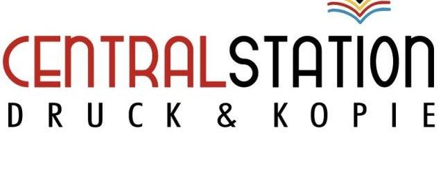 Centralstation Druck & Kopie is one of copy shops.