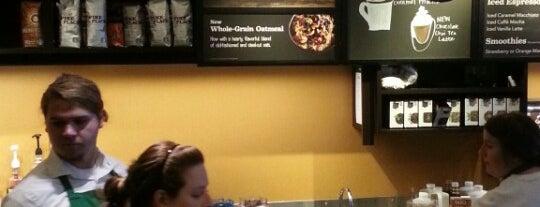 Starbucks is one of Miami U.