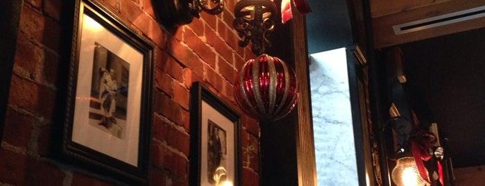 Campania Coal Fired Pizza is one of The 15 Best Italian Restaurants in Brooklyn.