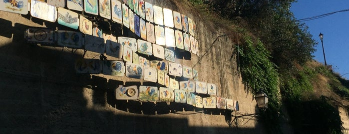 Quartiere della Ceramica is one of South Italy.