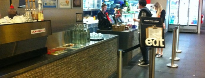 Union Cafe is one of Visit UTS.