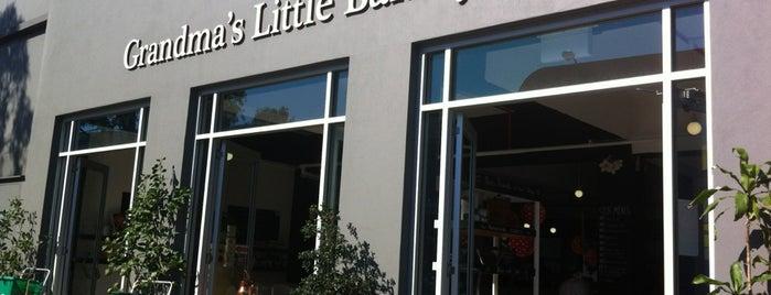 Grandma's Little Bakery is one of Kid cafes.