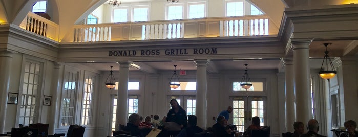 Donald Ross Grill is one of My Great Eats List.