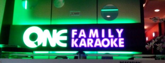 One Family Karaoke is one of Karaoke Lounge in Makassar.