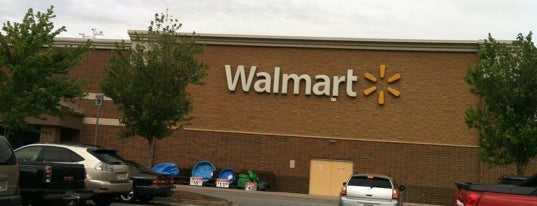 Walmart Supercenter is one of My Life.