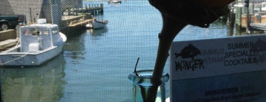 Fishmonger Cafe is one of a local's guide to Cape Cod.