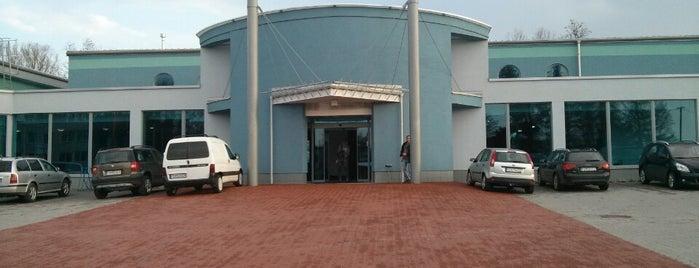 Aquapark Delňa Prešov is one of Prešov - The Best Venues #4sqCities.