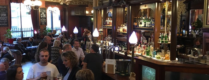 The Café Royal is one of Scotland.
