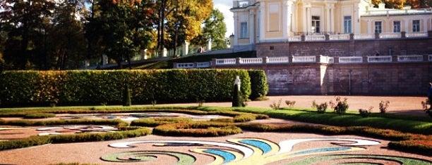 Большой (Меншиковский) дворец / The Grand (Menshikov) Palace is one of Sights in Saint Petersburg & suburban places.