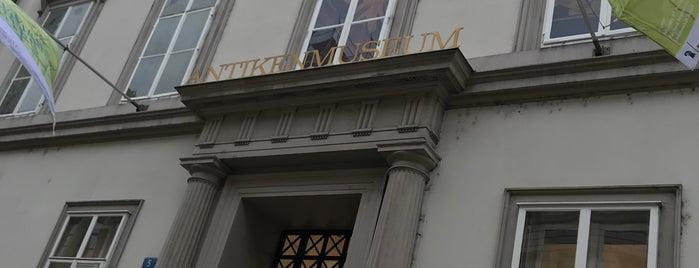 Antikenmuseum is one of Gratis ins Museum.
