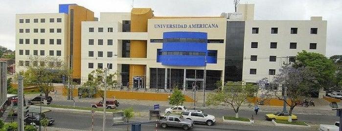 Universidad Americana is one of Top 10 favorites places in Asunción, Paraguay.