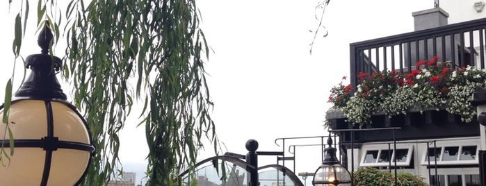 The Prospect Of Whitby is one of London's Best Beer Gardens.