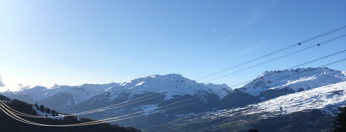 Vallandry is one of Stations de ski (France - Alpes).