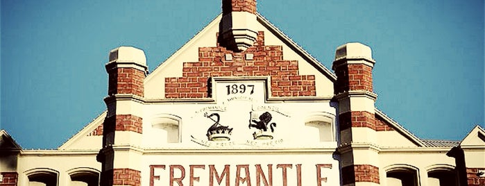 Fremantle is one of Around The World: SW Pacific.