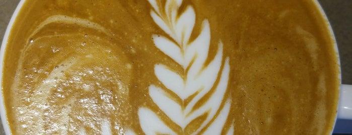 Espresso Fino is one of I-40 Coffee Trail.