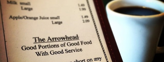 Arrowhead Restaurant is one of Our Partners.