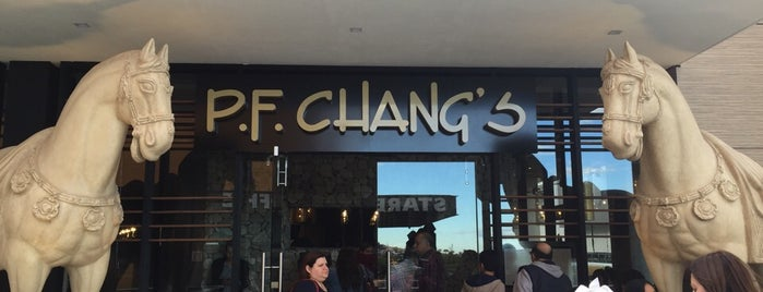 P.F. Chang's is one of The 15 Best Places for a Vegetarian Food in Monterrey.