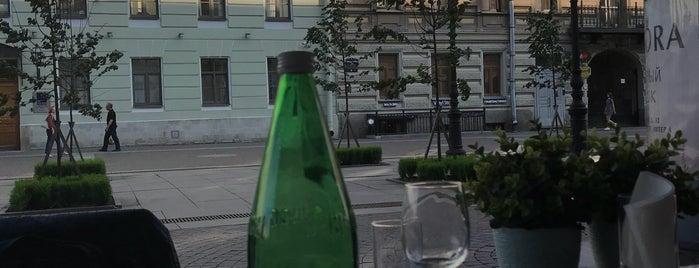 Namaste is one of Рестораны СПб.