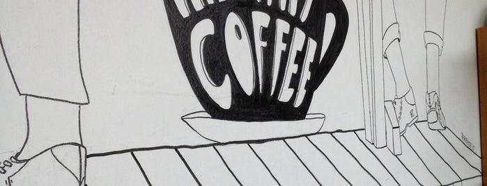 Habitat Coffee is one of Food.
