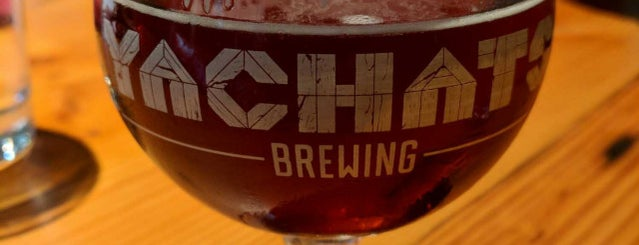 Yachats Brewing + Farmstore is one of portland.