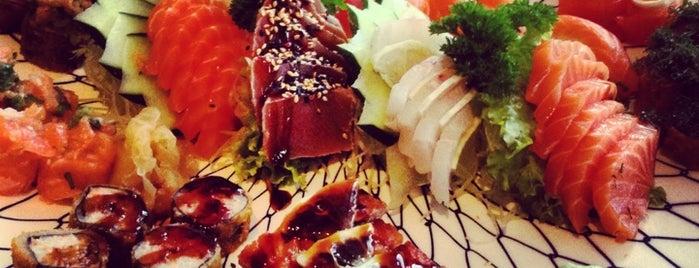 Hitô is one of Restaurante Japonês.
