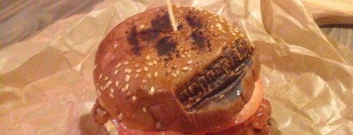 Burgerhub is one of Бургеры в Питере.