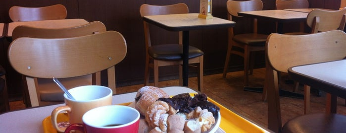 Mister Donut is one of 飲食店 吉田地区.