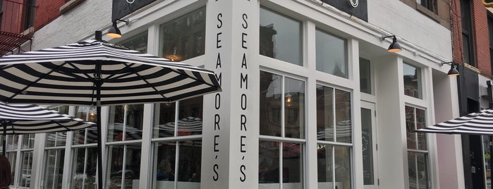 Seamore's is one of SC/NY - Yet To EAT.