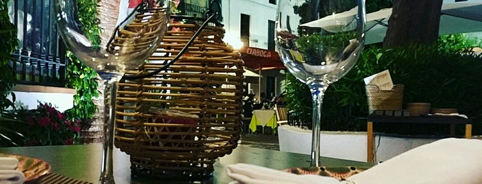 kava is one of Restaurantes Malaga.