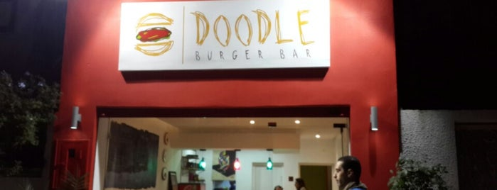 Doodle - Burger Bar is one of to try list.